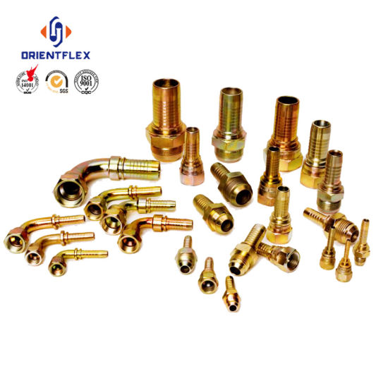 Cheap High Quality Hydraulic Fittings pictures & photos