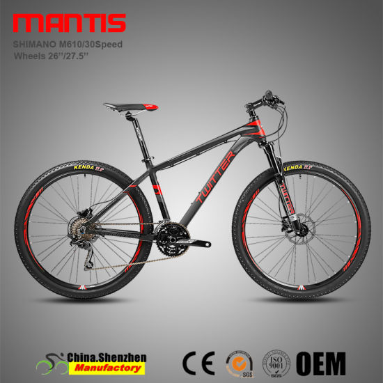 ea14dfbf046 High-Quality M610 30speed Aluminum Mountain Bike 26inch to 27inch Bicycle