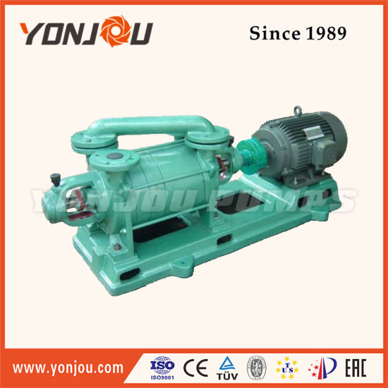 Fluid Ring Vacuum Pump
