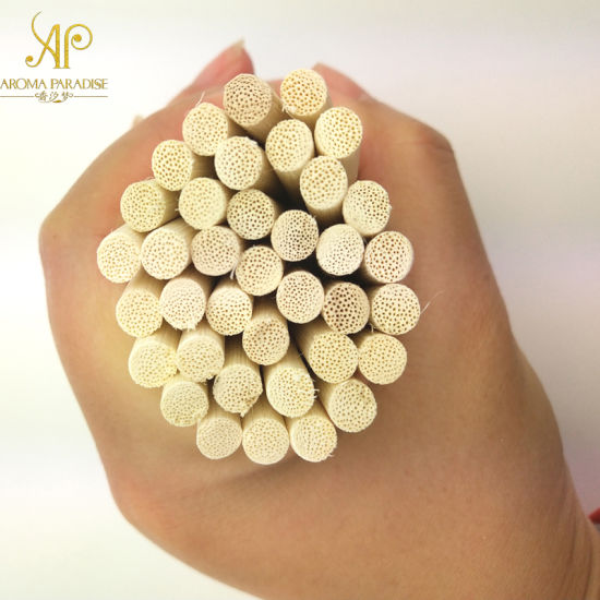 High Quality Of Indonesia Natural White Rattan Reed Bamboo Stick For Car Diffuser