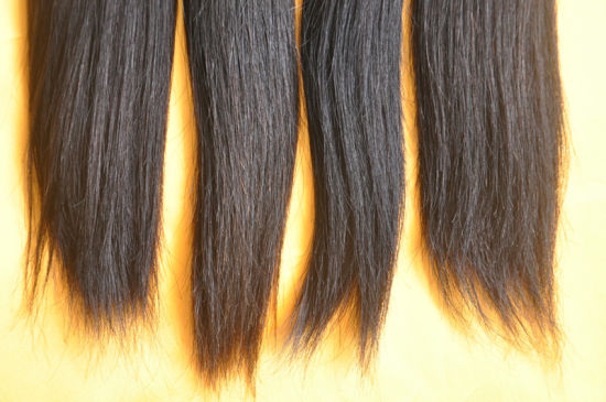 Top Quality Wholesale Unprocessed Virgin Brazilian Hair Extensions pictures & photos