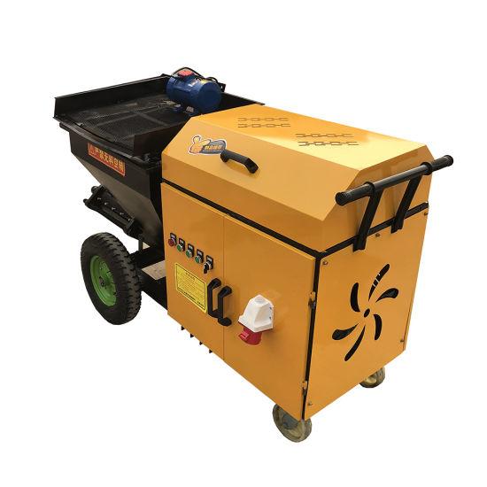 Cc-511 Mortar Wall Spraying Plastering Machine Suppliers