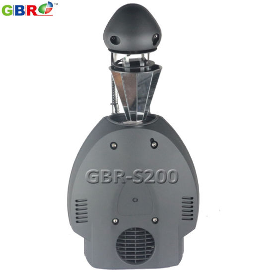 Gbr-S200 200W 5r Roller Scan Beam Light