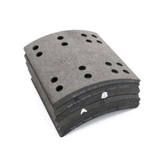 Original Brake Lining for HOWO Dump Truck Parts Auto Parts Spare Parts Wg9231342069