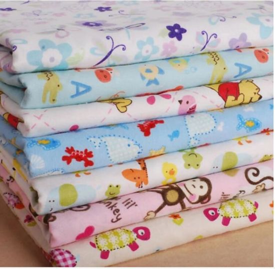 Latest Design OEM Floral Animal Printed 100% Cotton Fabric