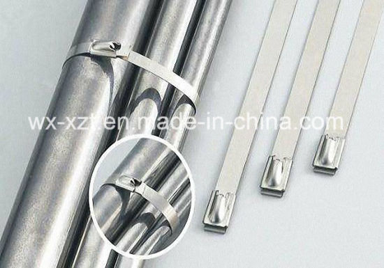 7578955163ad China Ball Lock 304 316 Self Locking Stainless Steel Cable Ties ...
