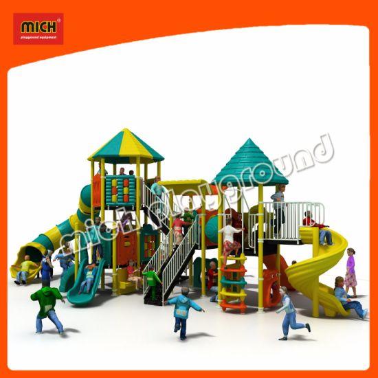 Outdoor Playground Children Slide Equipment