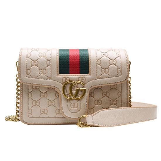 Xdd2126 China Handbag Supplier Newest Design PU Shoulder Handbag for Women