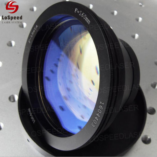 Field Lens F-Theta Scanning Lens Fiber CO2 Laser Scanning Field Lens
