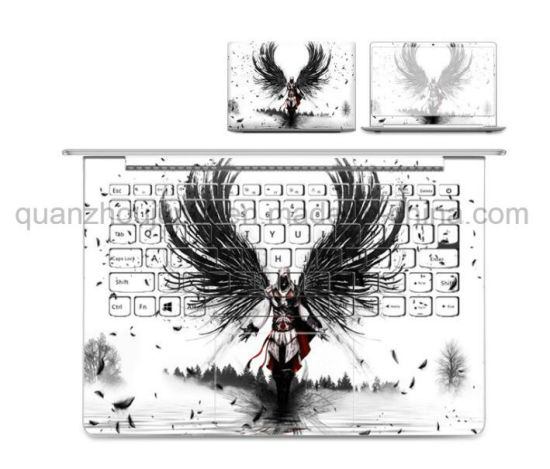 Custom Hot Sale Waterproof PVC Laptop Various Sticker pictures & photos