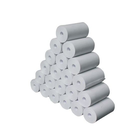 57*30mm Coreless Thermal Paper Roll for POS Machine