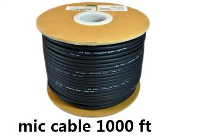 Professional 16AWG Bulk Microphone Cable pictures & photos