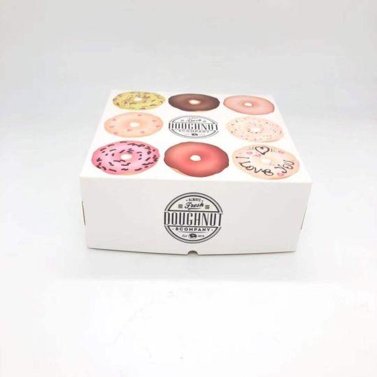Latest Design Cheap Custom Logo Printing Chocolate Paper Packaging Paper Box