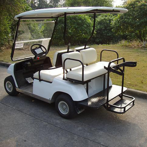 High Quality 4 Passengers Golf Car pictures & photos