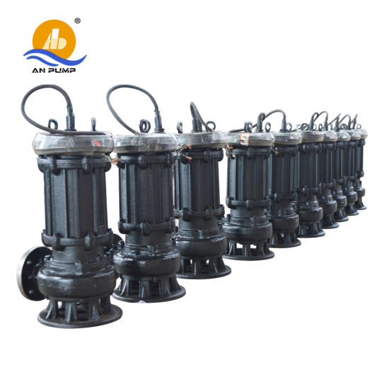 High Efficiency Fish Pond Submersible Sewage Pump pictures & photos
