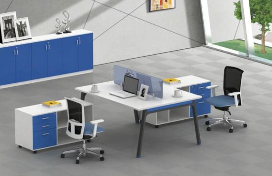 SGS Quality 2 Person Office Workstation (FEC3705)