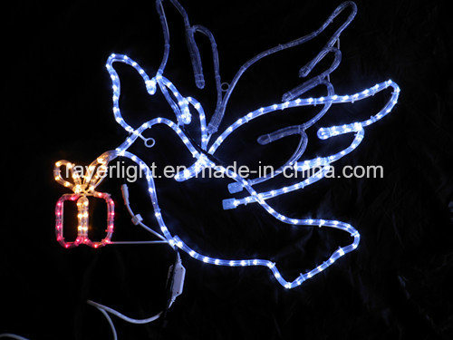 wholesale rope lights lighting dove led christmas decorations