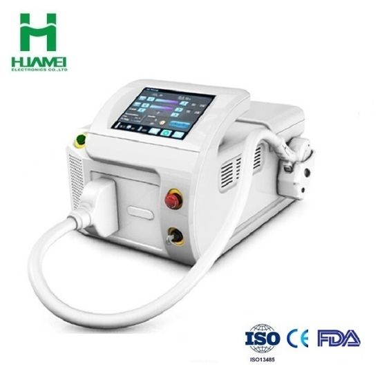 New Portable 808nm Diode Laser Hair Removal Machine pictures & photos