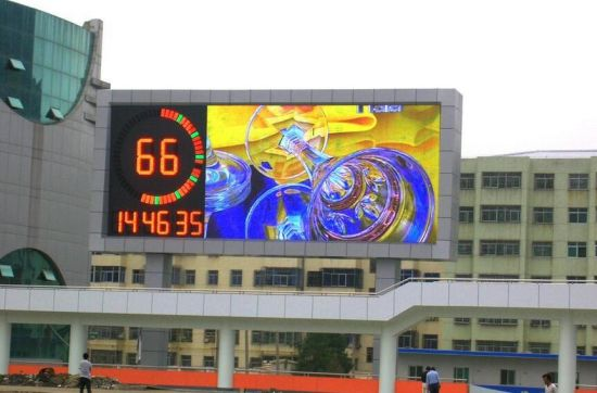 Ckgled P6mm Outdoor High Quality Full Color LED Advertising Billboard