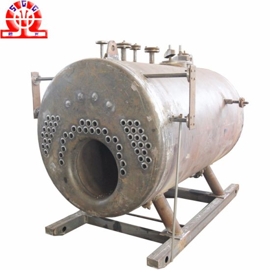 China Horizontal High Efficiency Gas Steam Boiler Operation - China ...