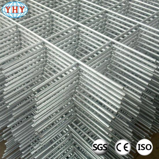 China 100 X 100mm Galvanized Welded Wire Mesh Panel - China Welded ...