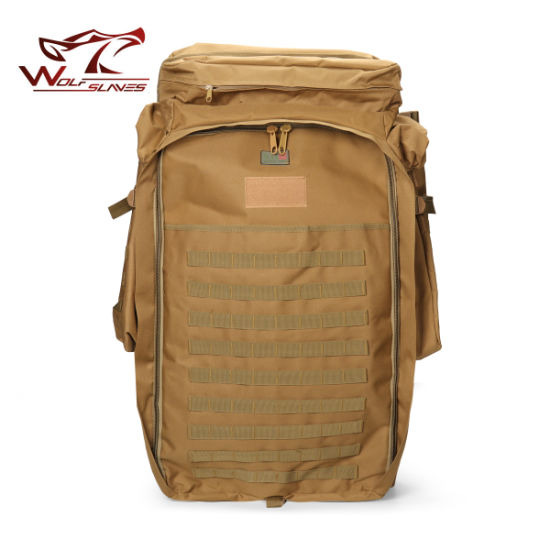 911 Tactical Full Gear Rifle Combat Backpack Outdoor Sports Large 100L Pictures Photos