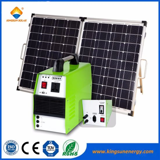 China High Efficiency 500W Solar Products Household Portable Solar