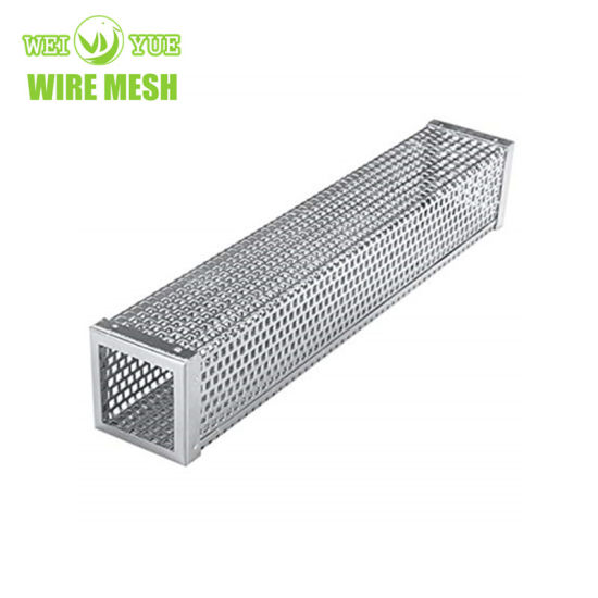 12 Inch BBQ Pellet Smoker Filter Tube Made of Stainless Steel Perforated Metal Mesh pictures & photos