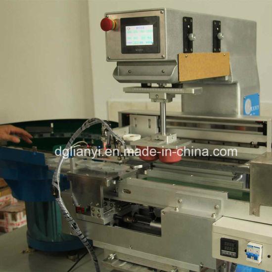 Automatic PTFE Gaflon Tape One Color Pad Printer Machine