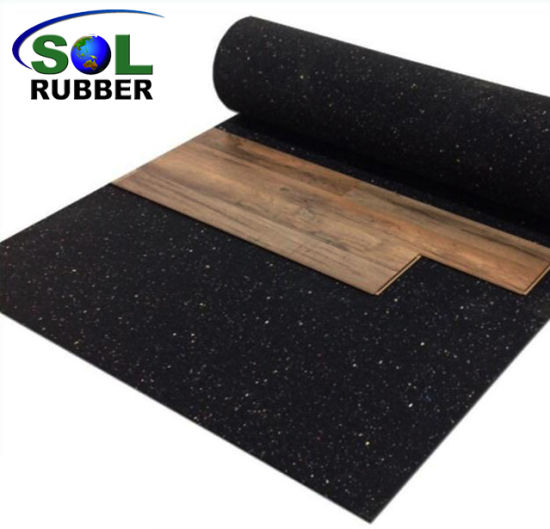 Rubber Mat Sheet Underlay Floor