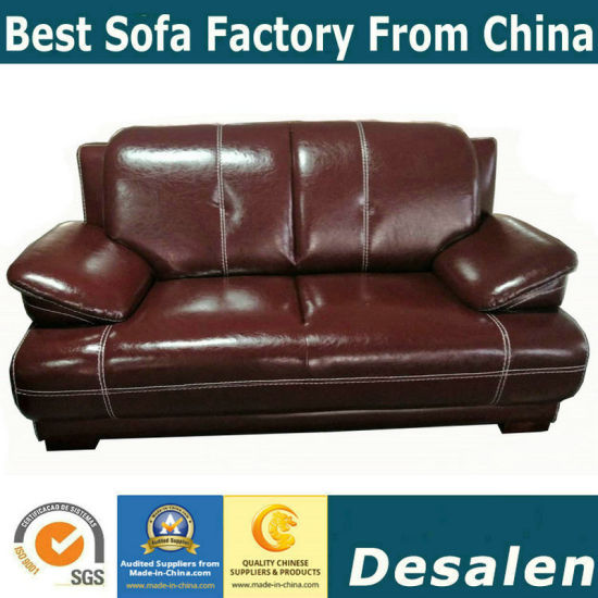 Best Price China Factory Modern Home Furniture Genuine Leather Sofa B 939