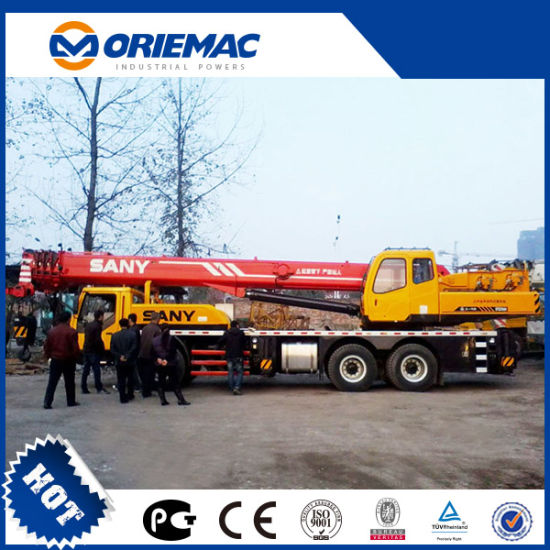 Sany Stc250 25 Ton Mobile Truck Crane pictures & photos