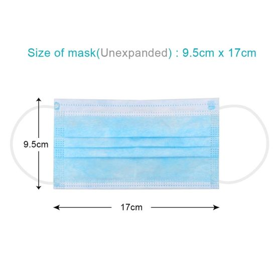 Earloop Disposable Protective Mask Face