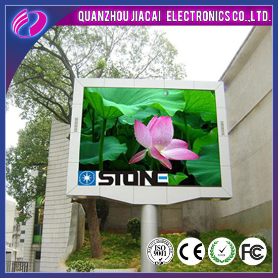 P10 Outdoor LED Screen for Outdoor Advertising Video Display