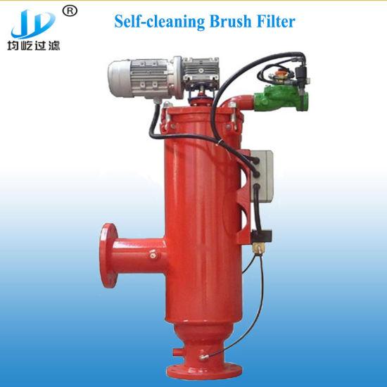 Automatic Backwashing Filter