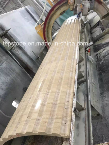 Roman Travertine Stone From Turkey pictures & photos