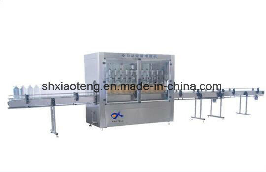 Automatic Canned Edible Cooking Oil Filling Machine Price