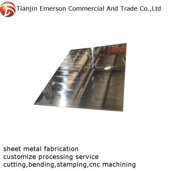Experienced Working Factory Sheet Metal Fabrication