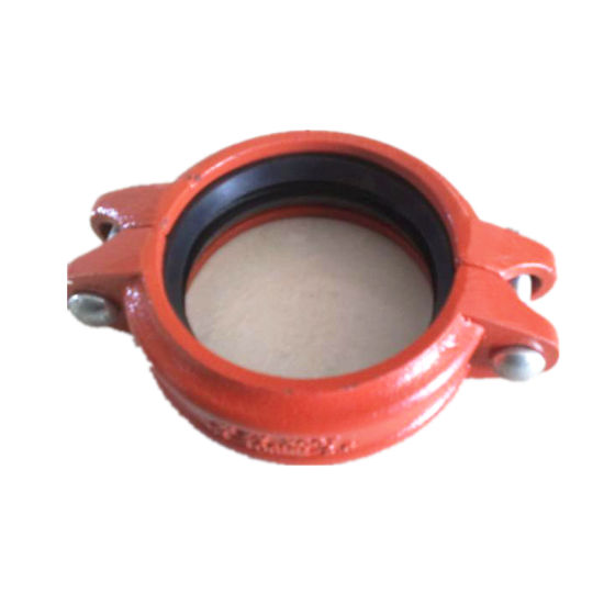 Grooved Carbon Steel Pipe Fitting for Clamp Connection
