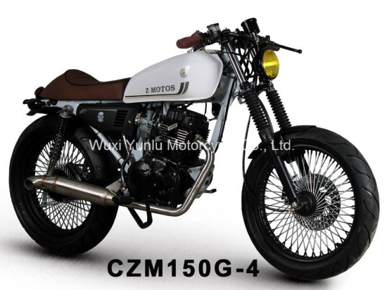 Czm150g-4 Cafe Racer Motorcycle