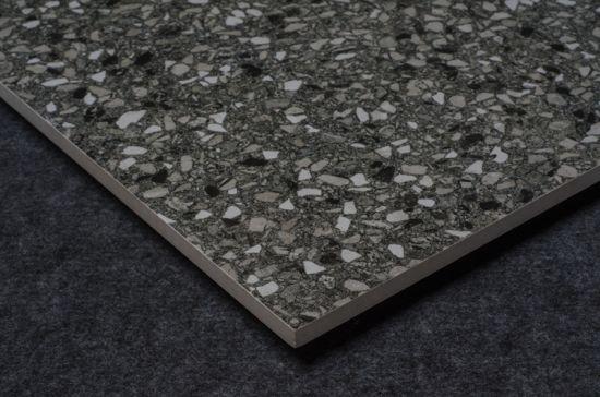 Anti Slip Flooring Ceramic Look Like Granite Terrazzo Tile Size