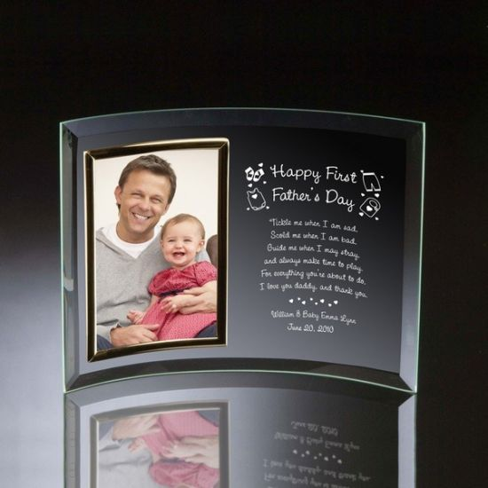 China Bent Acrylic Picture Frame For Tabletop Use With Magnetic
