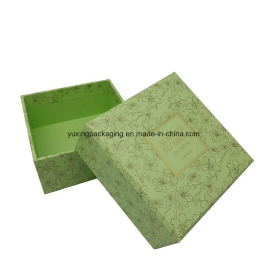 Customized Wholesale Decorative Cardboard Printing Chocolate Paper Box