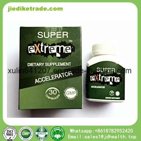China Natural Super Extreme Slimming Capsule Weight Loss Diet Pill