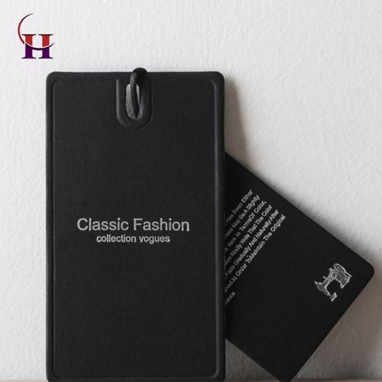 China High Quality Clothing Brand Hang Tags - China Hang Tag