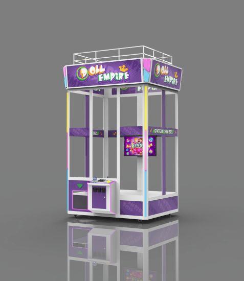 Big Plush Claw Machine Plush Machine Crane Machine Game Machine