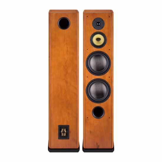 European Classical Design Home Theater Speaker System 3 Way Passive High End