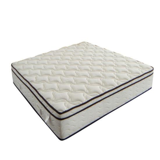 Sleep Well Euro Pillow Top King 7 Zone Pocket Spring Hotel Mattress