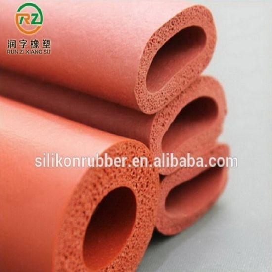 China Wholesale Mat Surface Foam Silicone Tube Rubber Hose