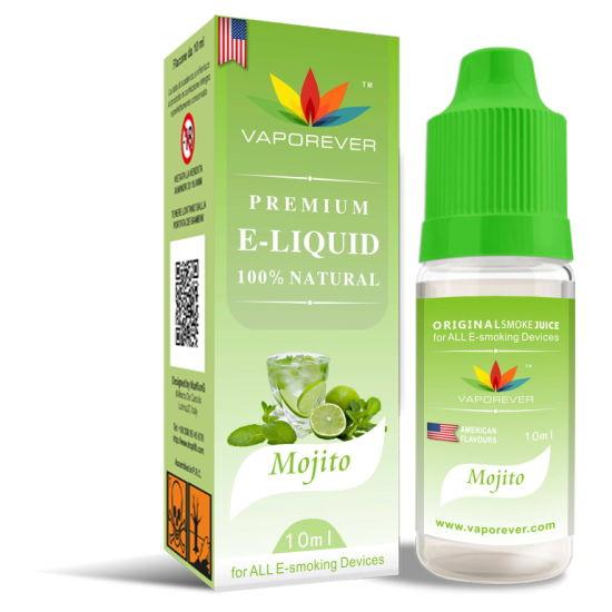 E Shisha Liquid Hookah Pen Refill Oil Juice Flavour Herbal Hot Selling E  Liquid Mint Flavor Vaping Juice for Electronic Cigarette